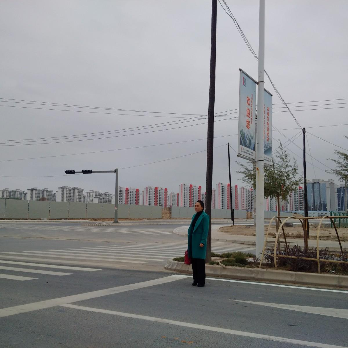 Lanzhou New Area. (Photo by the author)